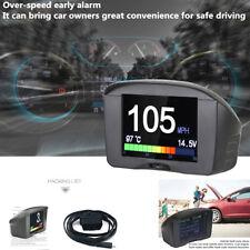 TENSIONE di MULTIFUNZIONE CONTAGIRI di velocità display allarme auto OBD Codice Di Guasto X50 Plus