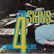 The 4 Skins – Low Life LP
