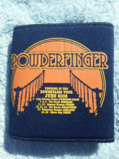 POWDERFINGER UPSTAIRS AT THE DOWNSTAIRS TOUR JUNE 2008 BEERCOOLER NEW.