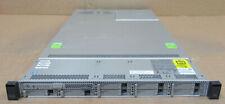 Cisco UCS C220 M3S 2x E5-2643 3.3GHz 64GB RAM 2.4TB 15k RAID 9271-8i 1U Server