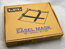 LPL 2 Blade Darkroom Enlarger Easel Mask 8 x 10 #L502A