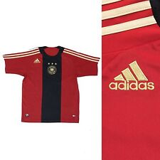 GERMANY AWAY FOOTBALL SHIRT SOCCER JERSEY DEUTSCHLAND 2008 YOUTHS 12-14 YEARS