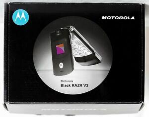 Motorola RAZR V3 ohne Simlock. NEUER Akku. Tasche Handbuch Software Kabel OVP