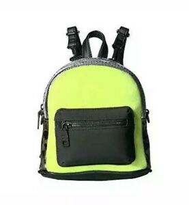 Steve Madden BTANYA 🎒 Convertible Mini Backpack Yellow