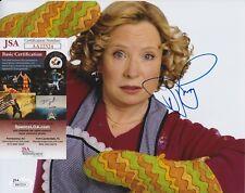Debra Jo Rupp Signed 8x10 Photo w/ JSA COA #AA22524 That '70s Show