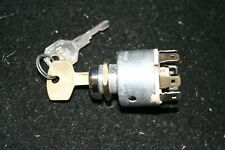 Sunbeam Alpine Tiger Lucas Ignition Switch 31953 With Keys OEM 8/'66