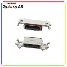 FLAT FLEX CARICA PER SAMSUNG A5 A520 2017 CONNETTORE MICRO USB RICARICA