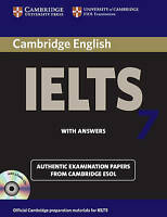 Cambridge IELTS 7 Self-study Pack (Student's Book with Answers and Audio CDs (2…