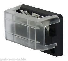 Buss Bar 12 volt / 24 volt 100amp 12 way negative Relaxn