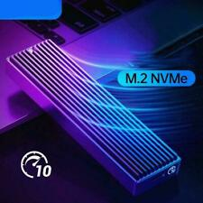 BEST ORICO M2PV-C3 M.2 NVME SSD Enclosure Adapter USB 3.1 State Type Case V9A6