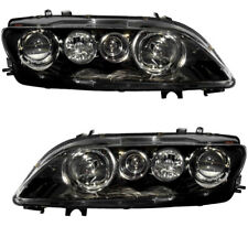 New Headlights Headlamps Lights Pair Set (Left & Right) for 06-08 Mazda 6 Mazda6