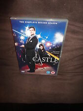 Castle - Season 2 - Complete (DVD, 2012) 6 Disc Set