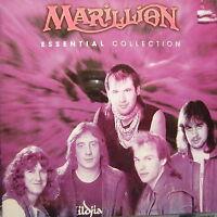 CD Marillion / Essential Collection – Pop Album EMI Gold 1996