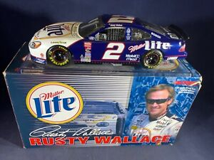 A7-50 RUSTY WALLACE #2 MILLER LITE - 2000 FORD TAURUS