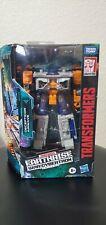 Transformers War for Cybertron Earthrise Decepticon Airwave WFC-E18 NEW