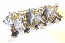 TRIPLE 45 DCOE CARBURETTOR WEBER REPLACEMENT CARB NEW CARBY FORD HOLDEN 6CYL