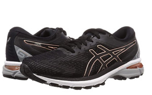ASICS 1012A591.002 GT-2000 8 Wmn`s (M) Black/Rose Gold Mesh Running Shoes