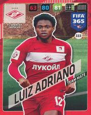 FIFA 365 2019 Spartak Moscou 12 Carte Team Mate Set-PANINI ADRENALYN XL