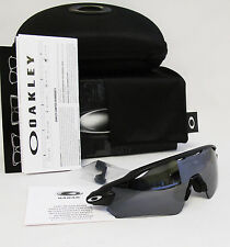 New Oakley Radar EV Path Asia Fit Matte Blk / Black Iridium Sunglasses OO9275-01