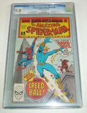 Amazing Spider-Man Annual #22 CGC 9.0 marvel new warriors key - 1ST SPEEDBALL