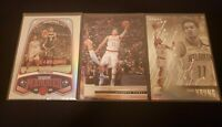 TRAE YOUNG NBA CHRONICLES 2019-20 3 Card Lot PANINI ESSENTIALS MARQUEE
