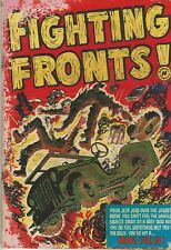 Harvey Comics Fighting Fronts Vol 1 (1952 Series) # 3 GD+
