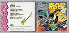 RAD ROCK, POP / NEW WAVE COMPILATION CD 1994