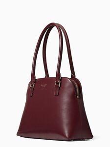 Kate Spade Handbag Shoulder Bag Cherry Wood NWT Last One