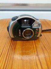 Canon IXUS X1 APS Compact Film Camera underwater camera waterproof with case.