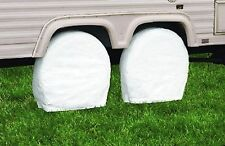 "RV Wheel Tire Cover Protect Tires Camper Trailer  5th Sun Dry Rust Diameter 27"""
