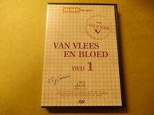 DVD / VAN VLEES EN BLOED - DVD 1 ( HUMO )