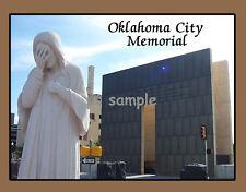 OKLAHOMA CITY MEMORIAL  - Fridge Magnet