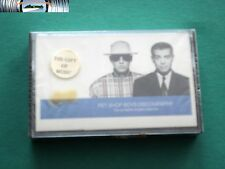 Pet shop boys discography  The complete singles  MC S/S