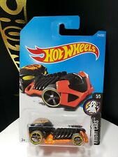 Hot Wheels /'/'FRIGHT CARS/'/' #81 = SKULL CRUSHER weiß 1:64