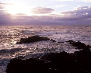 HAWAII MAUI Glossy 8x10 Photo Wall Art Poster Ocean Print Beach Sunset View
