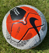 Nike Merlin ACC Premier League Official Match Ball Fußball Gr. 5 | SC3549-101