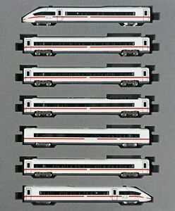 Kato 10-1512 ICE4 (Inter City Express) 7 Cars Set (N scale)