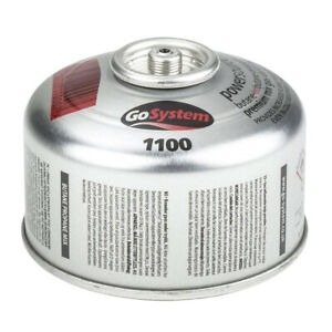 Go System PowerSource Butane Propane Threaded Gas Canister