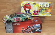 Action 2003 M&M's Nascar Groovy Summer 1:24 Limited Edition Collectible Car