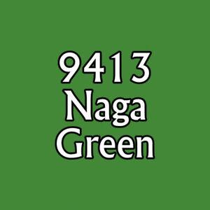 09413 NAGA GREEN - 0.5 oz Dropper Reaper Master Series Paints