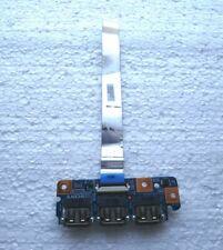 Sony VAIO VPCEL PCG-71C11M Triple USB Port Board + Cable 48.4MP03.011
