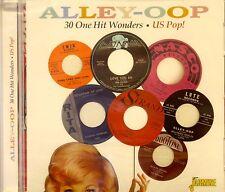 ALLEY-OOP - 30 One Hit Wonders - US POP! - 30 Tracks on Jasmine