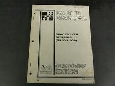 Hyster Electric E45-50-55-60-65XM (F108) Parts Manual