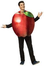 Get The Real Apple Fruit Food Adult Costume Tunic Halloween Rasta Imposta