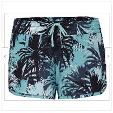 "Zoot - Women's Run 101 3"" short - Lagoon Camo Palm - Medium"