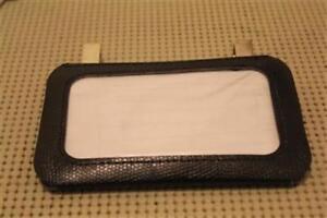 Sun Visor EZ-Cliip On Vintage Style Insurace Card Registration Holder