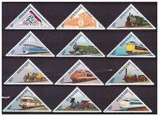 Surinam / Suriname 1985 Treinen train zug triangle MNH