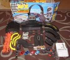 TOMY AFX Thunder Loop Thriller Super G+ Toyota HO Slot Car Race Set 9118 *RARE*