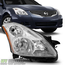For 2010-2012 Altima 4-Door Sedan Halogen Headlight Headlamp RH Passenger Side