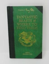 Fantastic Beasts & Where To Find Them Newt Scamander 2001 Harry Potter